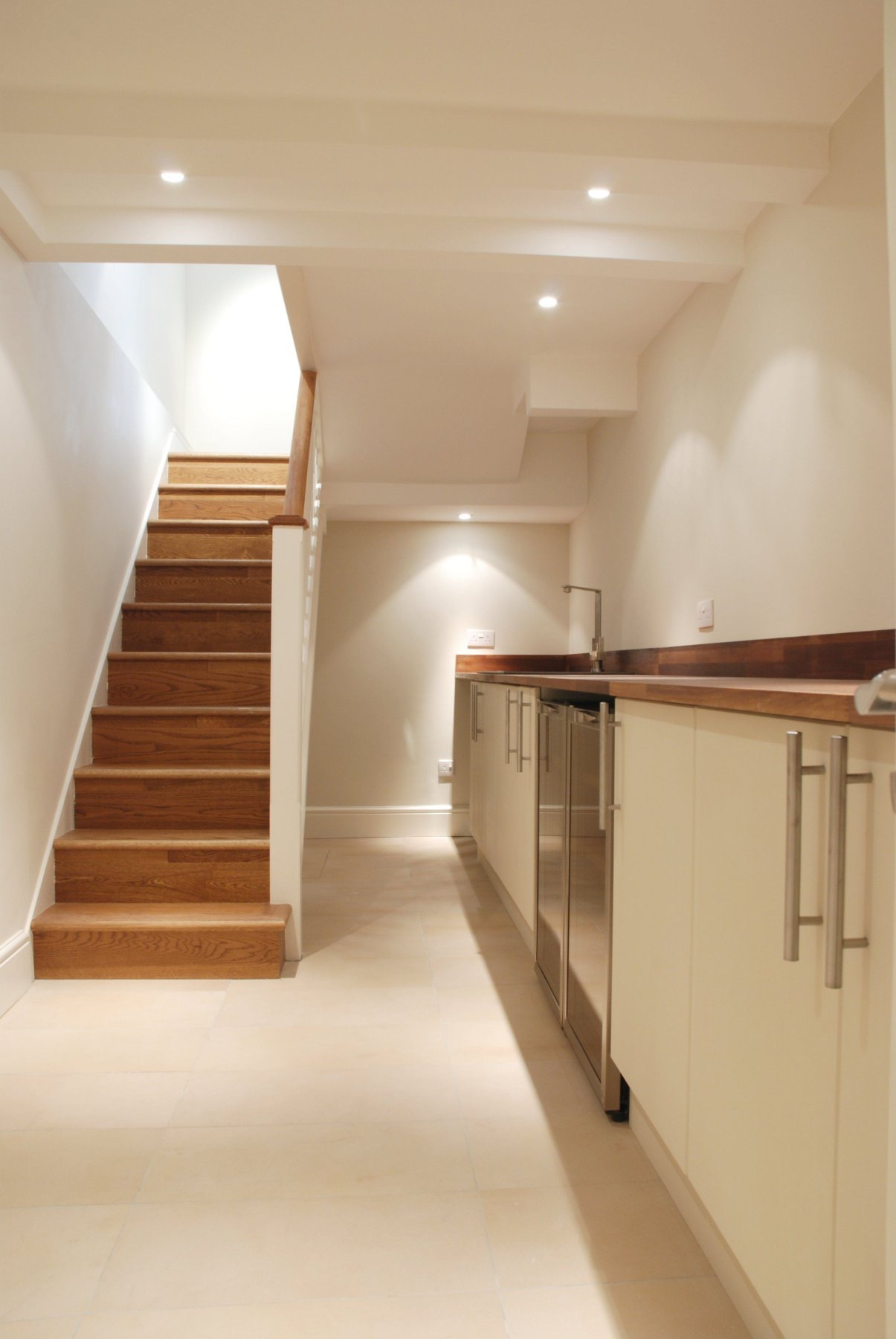 Basement Conversion, Battersea