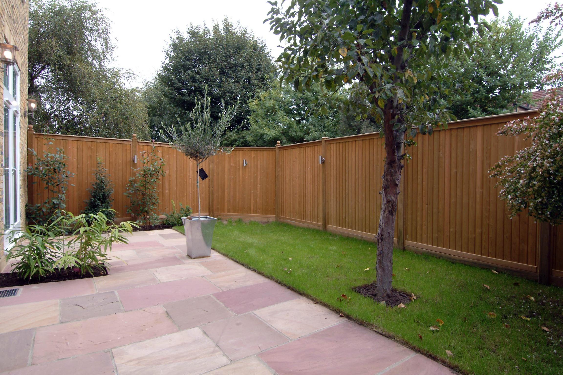 Courtyard Garden, Putney