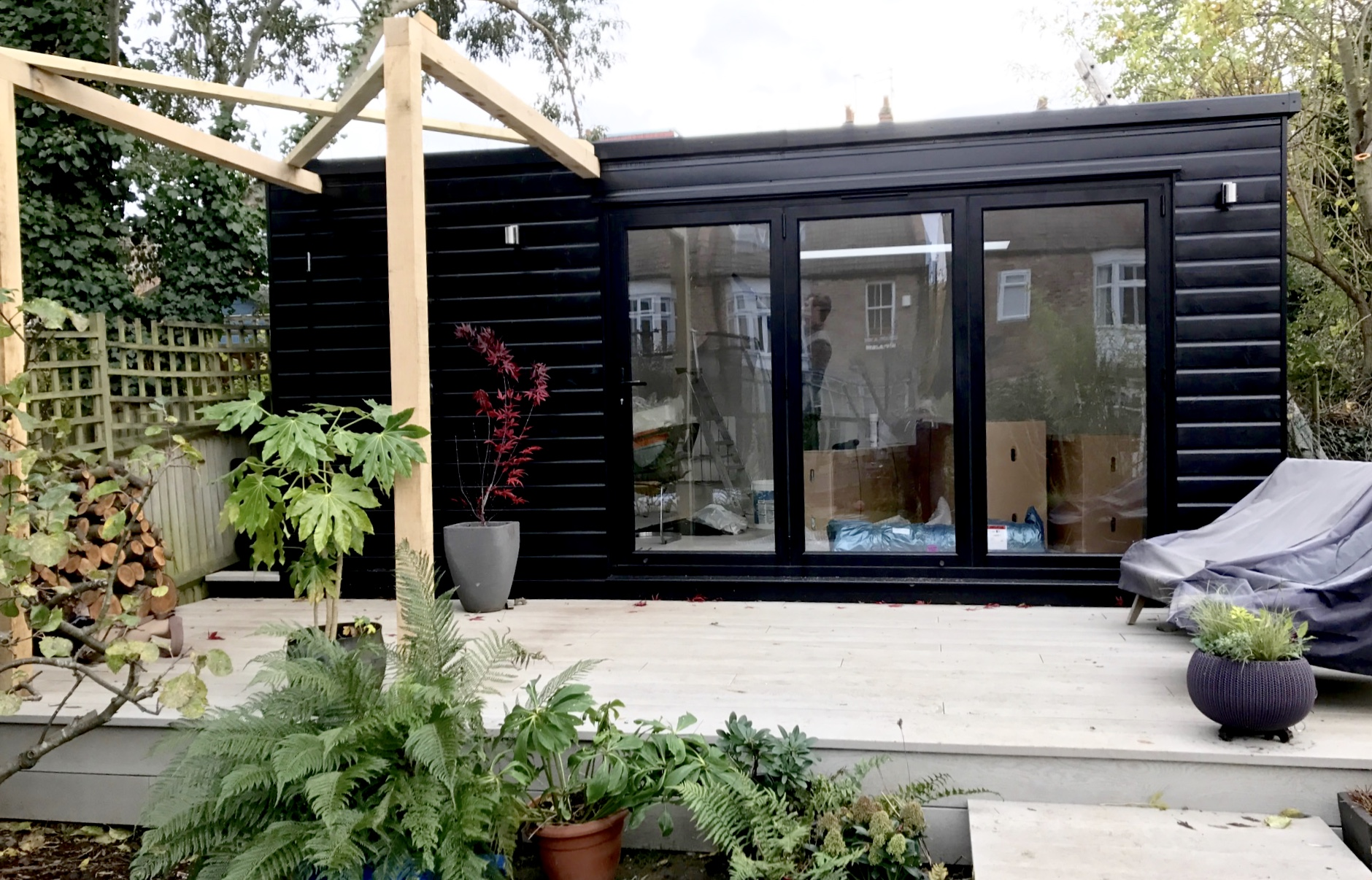 Garden Office, Muswell Hill