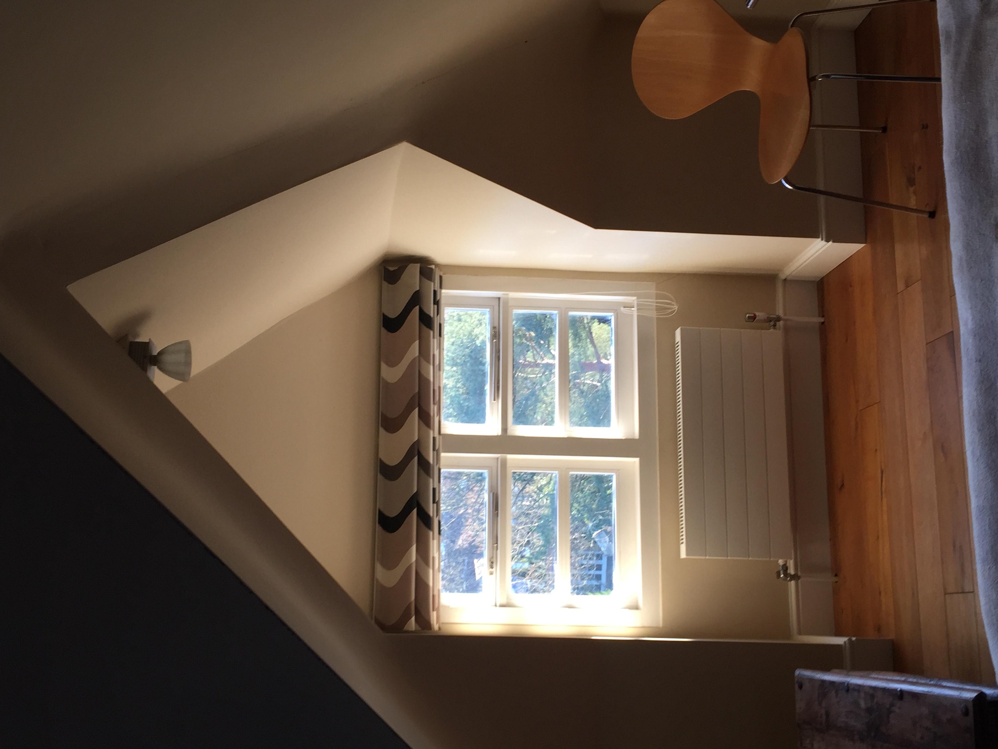 Second Floor Conversion