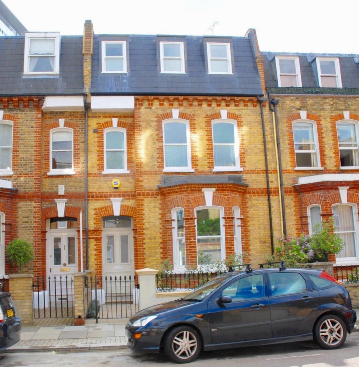 House refurb, Battersea