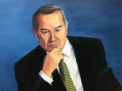 """Thoughtful"" Islam Karimov"