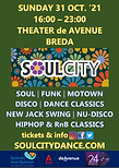 Sweet Soul Sunday Breda (poster)