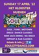 Soul City Fest Nuenen (poster)
