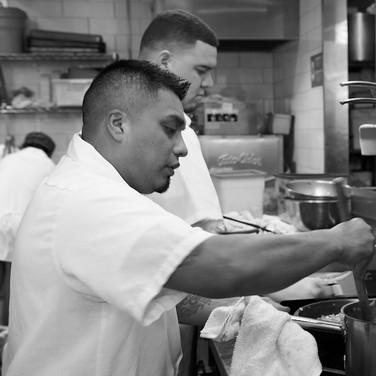 Victor Mex, Chef