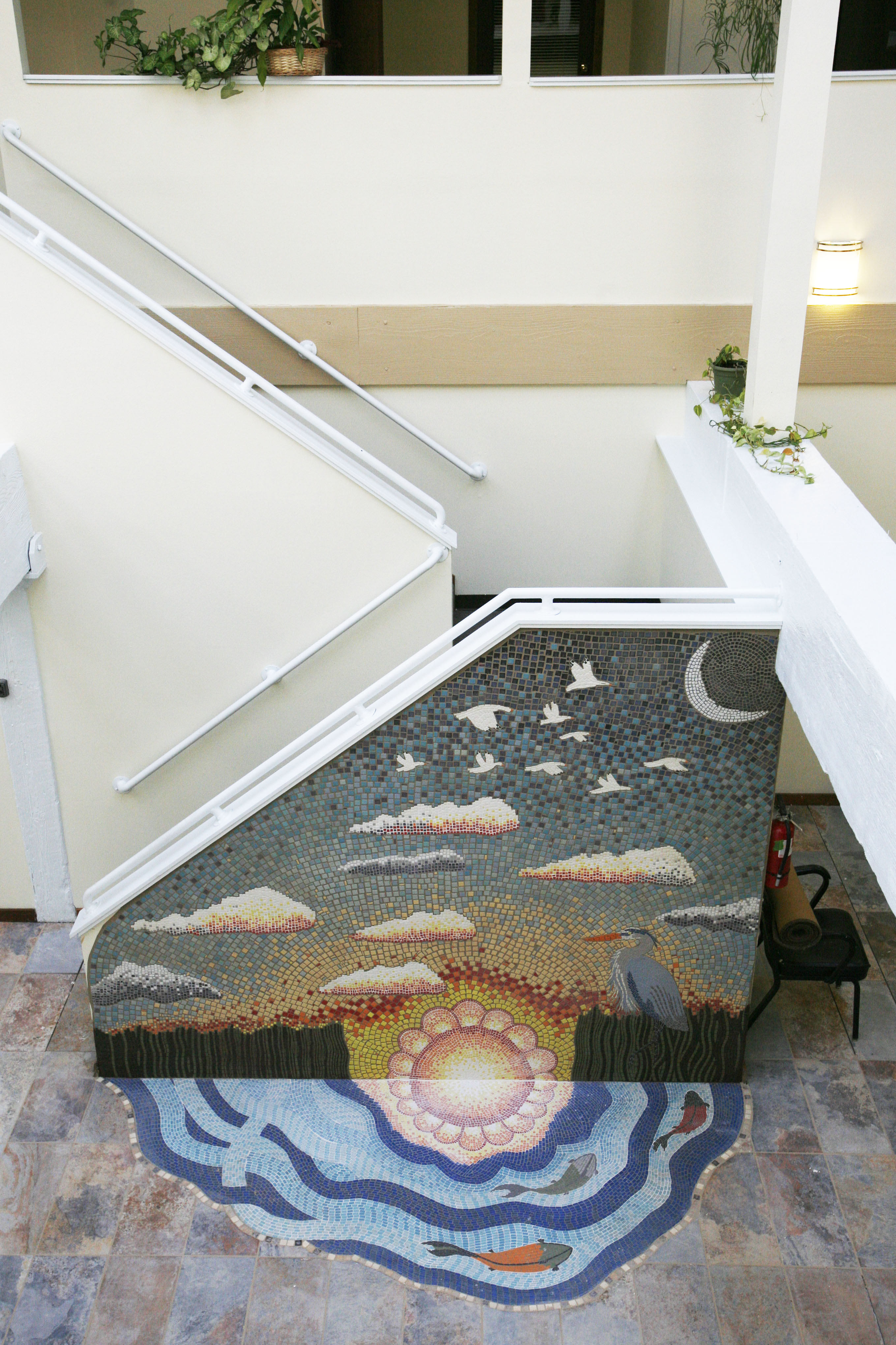 Carnation Bld Mosaic