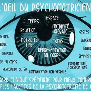 le bilan psychomoteur, ça consiste en quoi ?