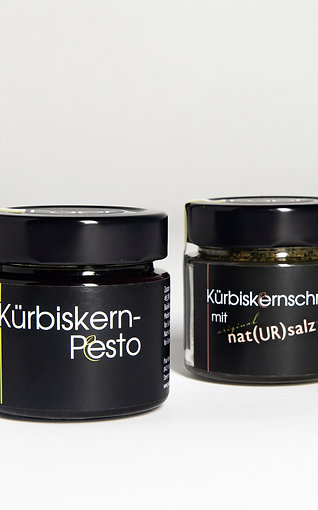 Kürbiskerngenuss-Duo