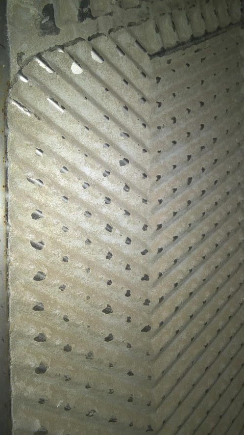 Heat exchanger plate