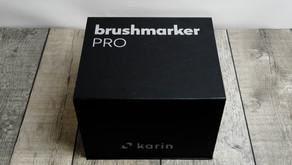J'ai testé les Brushmarker Pro de chez Karin
