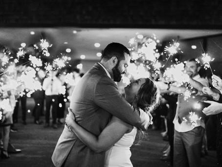 Wedding at Ballard Bay Club!