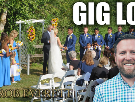 Tibbetts Creek Manor Wedding - Gig Log