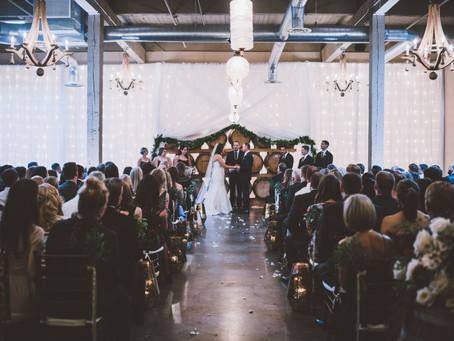 SODO Wedding at The Foundry by Herban Feast