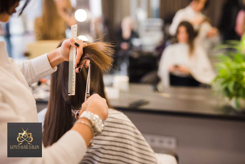 how do i find the right salon