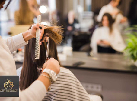 How do I find the right hair salon?