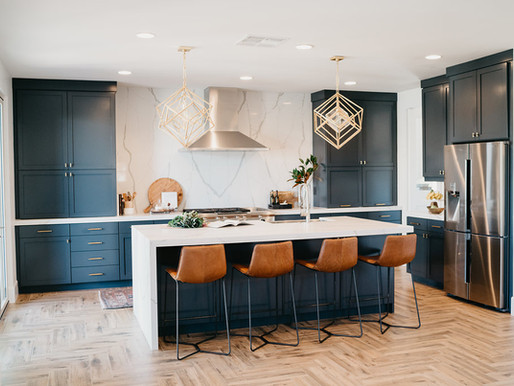 *UPDATED* KITCHEN TRANSFORMATION {BEFORE & AFTER}