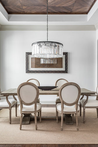 Dining Room Stacey Willis Homes Westfield Indiana Realtor