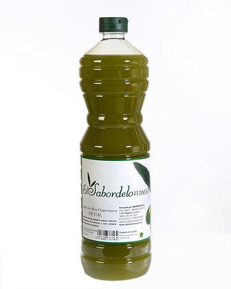 Aceite de Oliva Virgen Extra (SIN FILTRAR) - Caja 12 botellas 1L