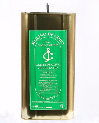 """Aceite de Oliva Virgen Extra """"Filtrado"""" - Caja 4 LATAS 5L"""