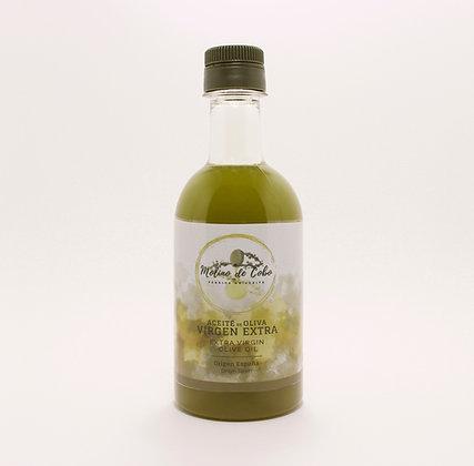 Aceite de Oliva Virgen Extra (SIN FILTRAR) -      Caja 12 botellas 500 ML