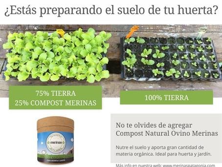 Optimizá tus cultivos