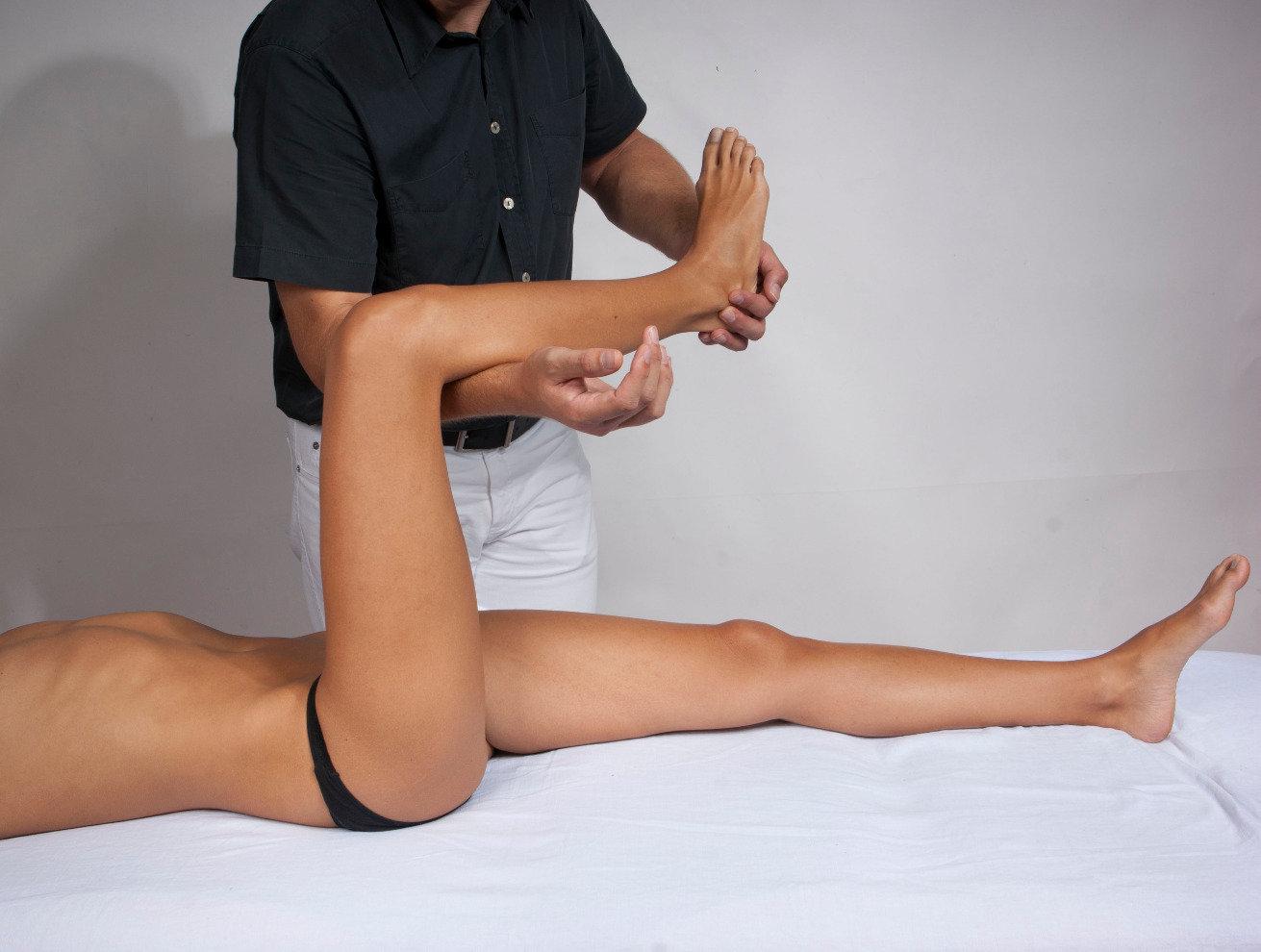 Behandlung Osteopathie inkl. Übungen