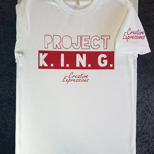 Project 🏚 K.I.N.G. CE White and Red