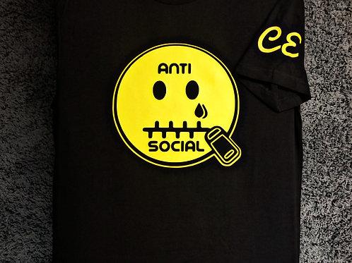 Anti 🤐 Social CE Bumblebee 🐝 Men