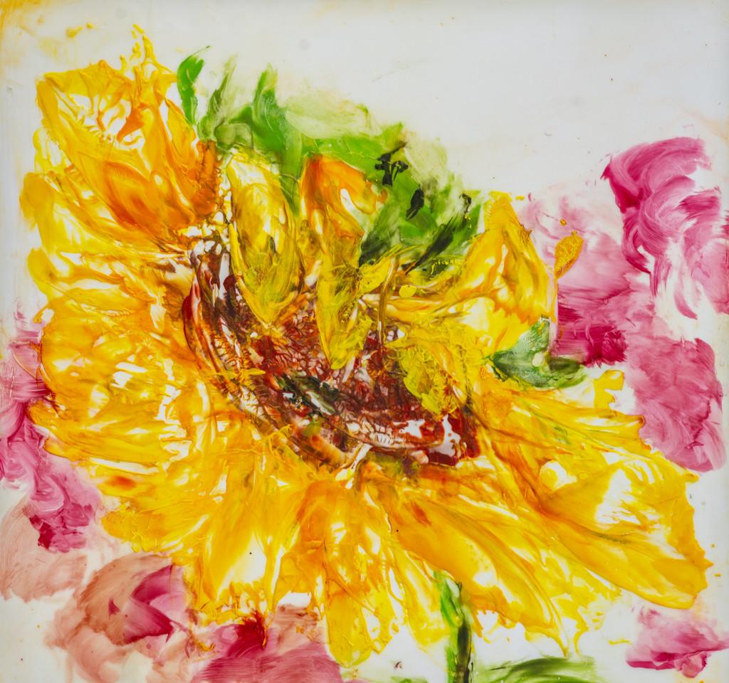 Iron Sunflower II
