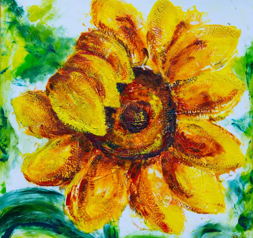 Iron Sunflower III