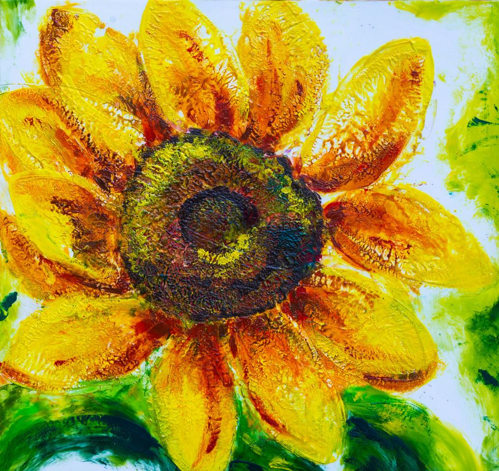 Iron Sunflower IV