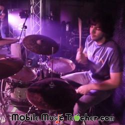 San Diego CHON Drum Lessons