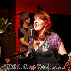 San Diego Singing Lessons
