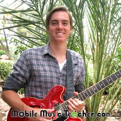 San Diego Guitar Teacher