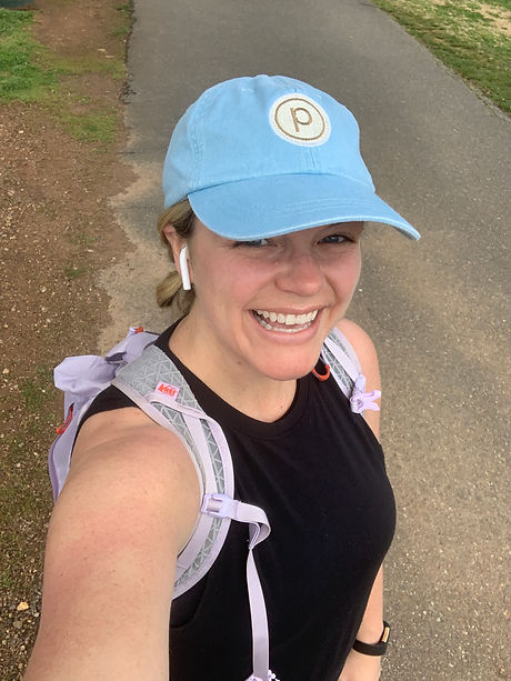 Walking at central park in PBC hat.jpg
