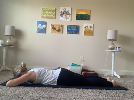 Maintaining Your Body and Mind:  Checking-in with Yourself