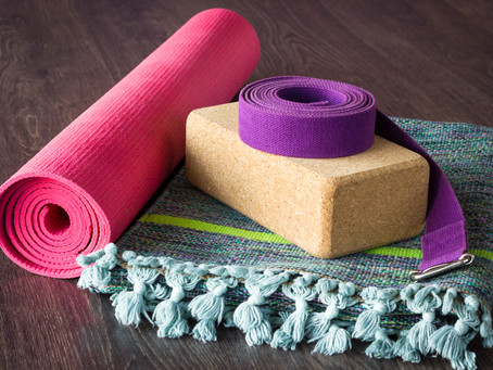 What are Yoga Props and How Can They be Used?