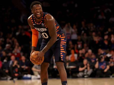 Julius Randle is making the Knicks fun to watch again