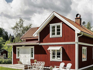 Swedish Home 1860