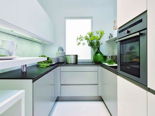 Make the most of small Kitchens