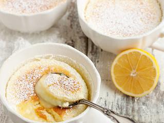 Hot Lemon Souffle