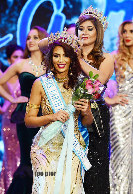 Mrs Earth International 2017