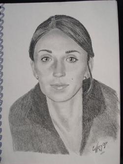 International Student Portrait