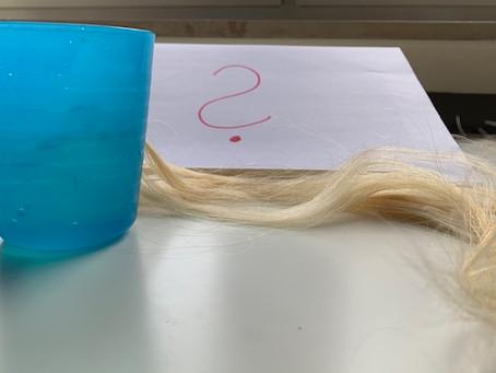 Haare oder Urin?
