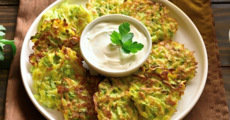 Delicious and Nutritious Zucchini Fritters