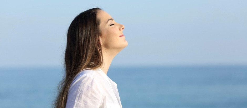 Wellness with Libby - Connecting with your breath
