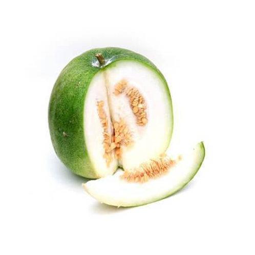 Pumpkin-white [1 pc - approx. 250 g]