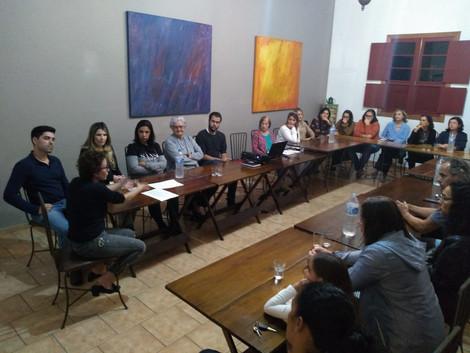 2ª reunião para o desenvolvimento munici