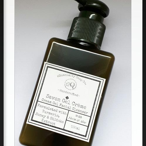Savon Gel Crème (Cream Gel Facial Cleanser)