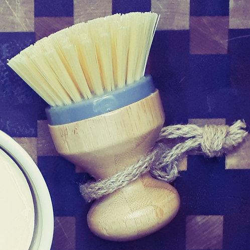 Bamboo Dish Scrubber